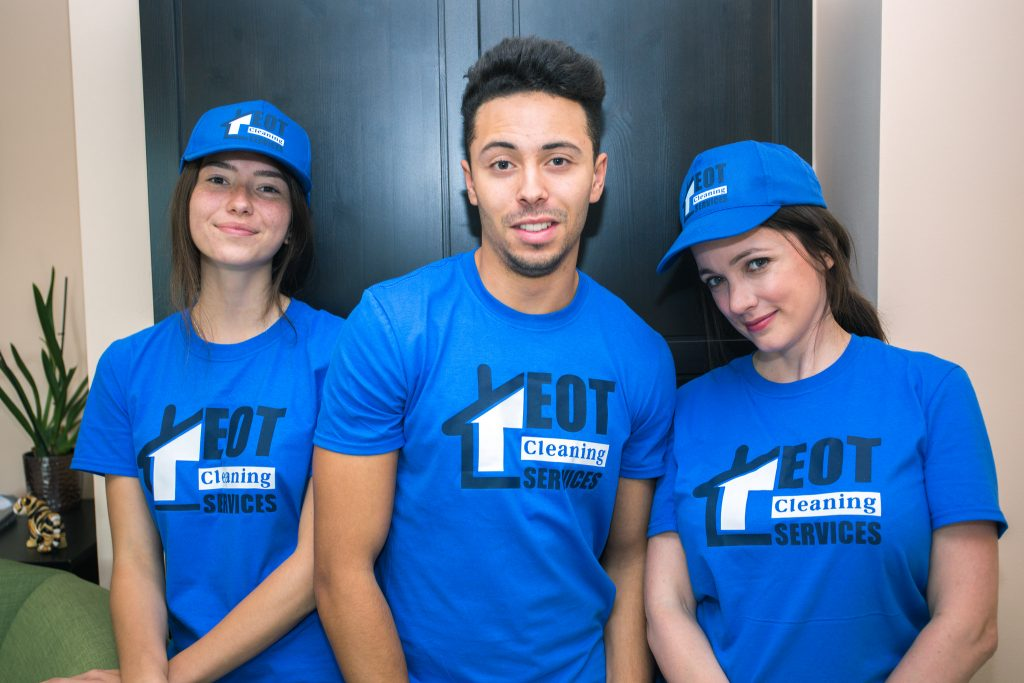 Domestic Cleaners from EOT Cleaning