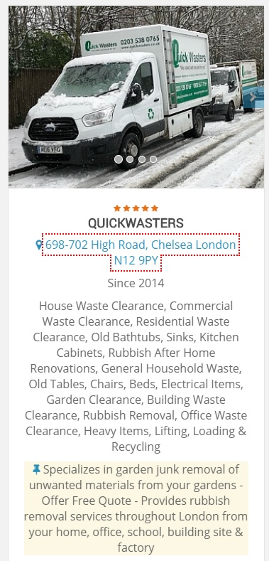 Quick-Wasters-Rubbish-Clearance-In-London