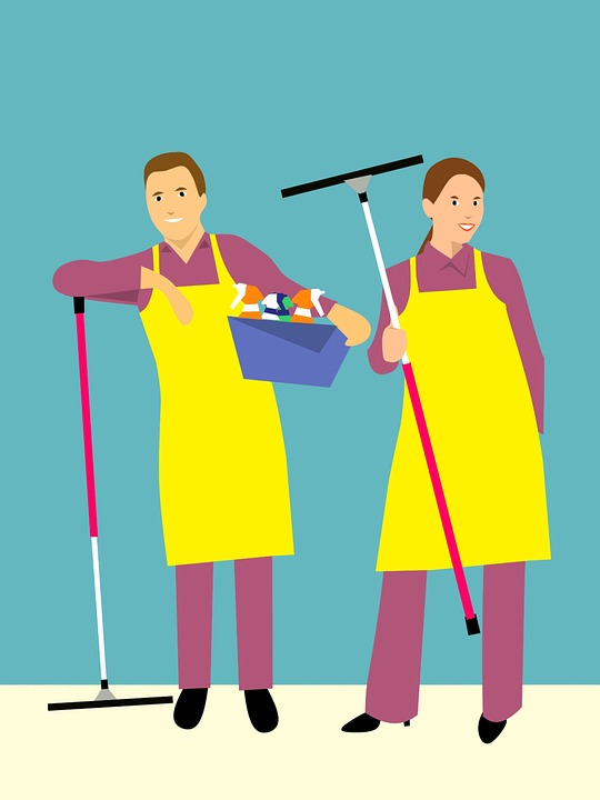 cleaning company UK