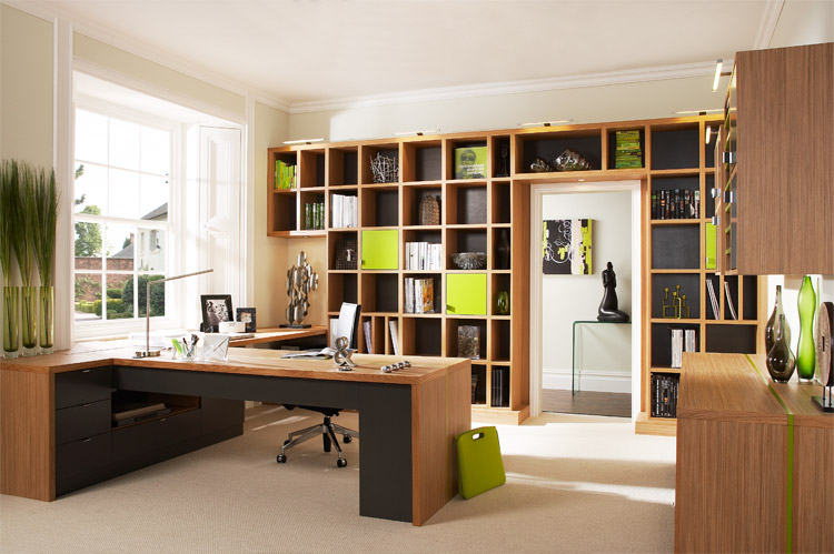 Home Office Furniture with Wardrobe Solution