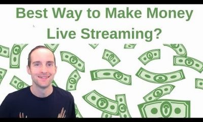How to make money live streaming from your living room