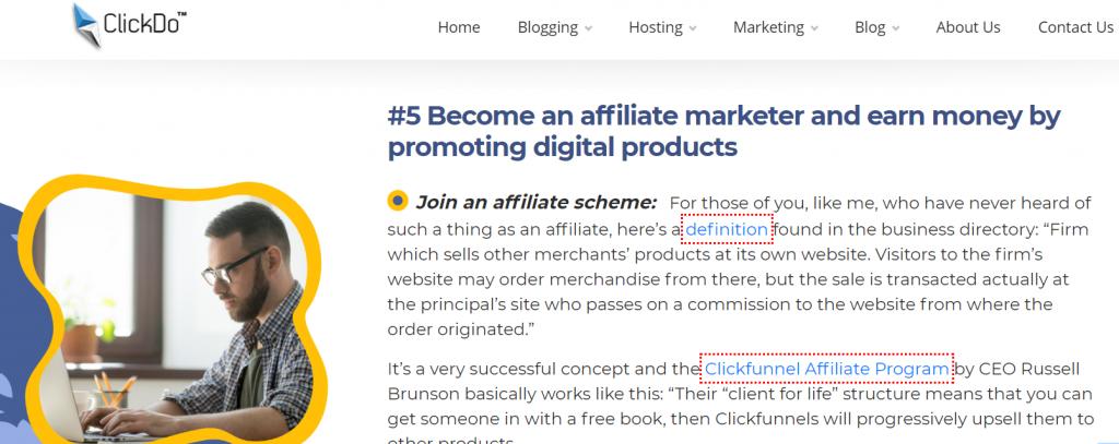 Make Money Online Guide ClickDo