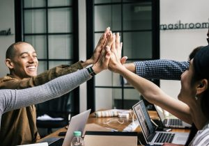 how team work enhances economy