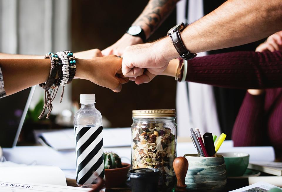 team work enhances economy