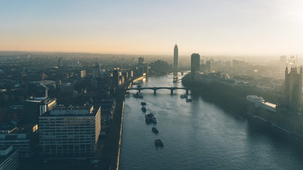 top 5 business industries in uk
