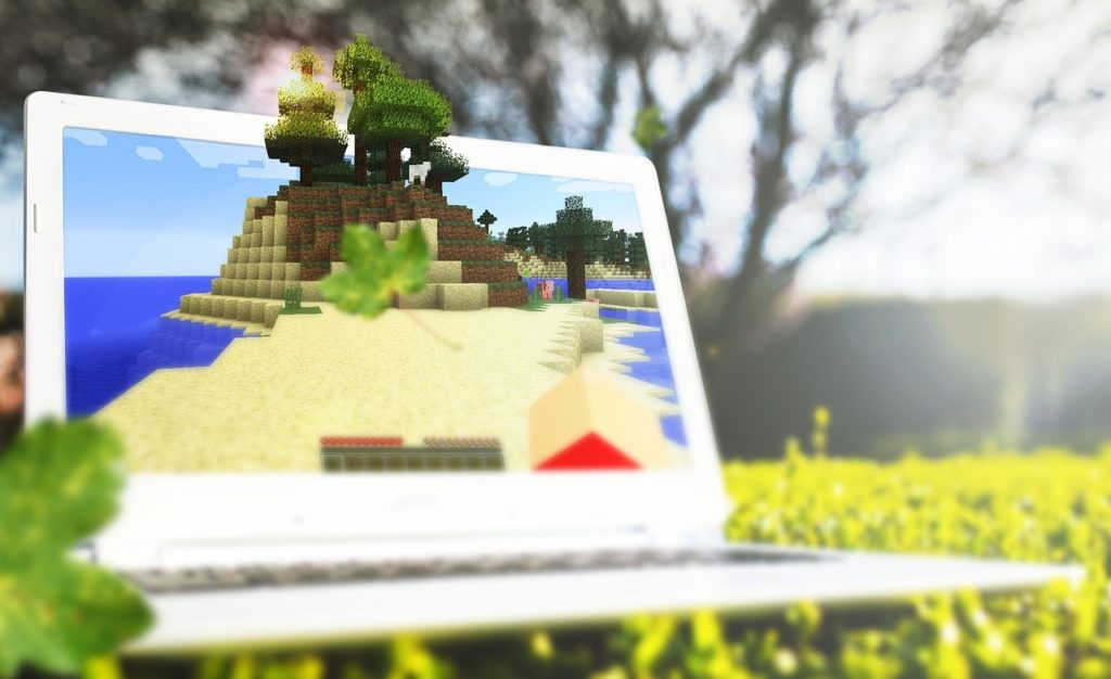 Create Minecraft world as escape during lockdowns