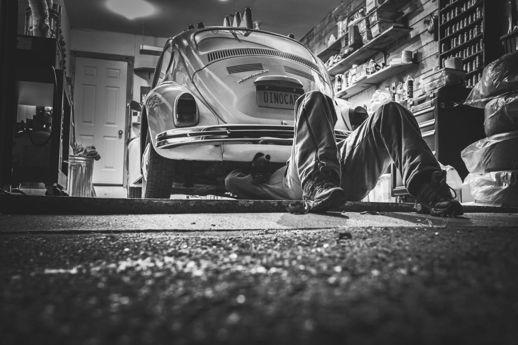 how to start an auto repair workshop