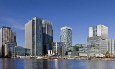 HSBC-Bank-HQ-in-Canary-Wharf-London