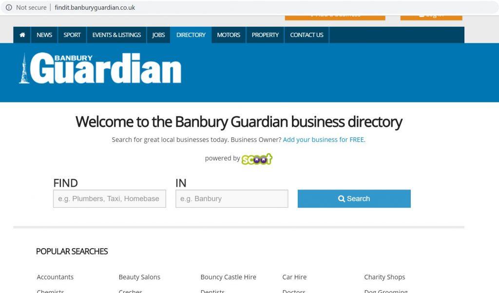 banbury guardian