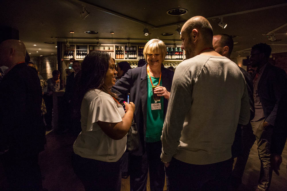 business networking at entrepreneurs in london meetup