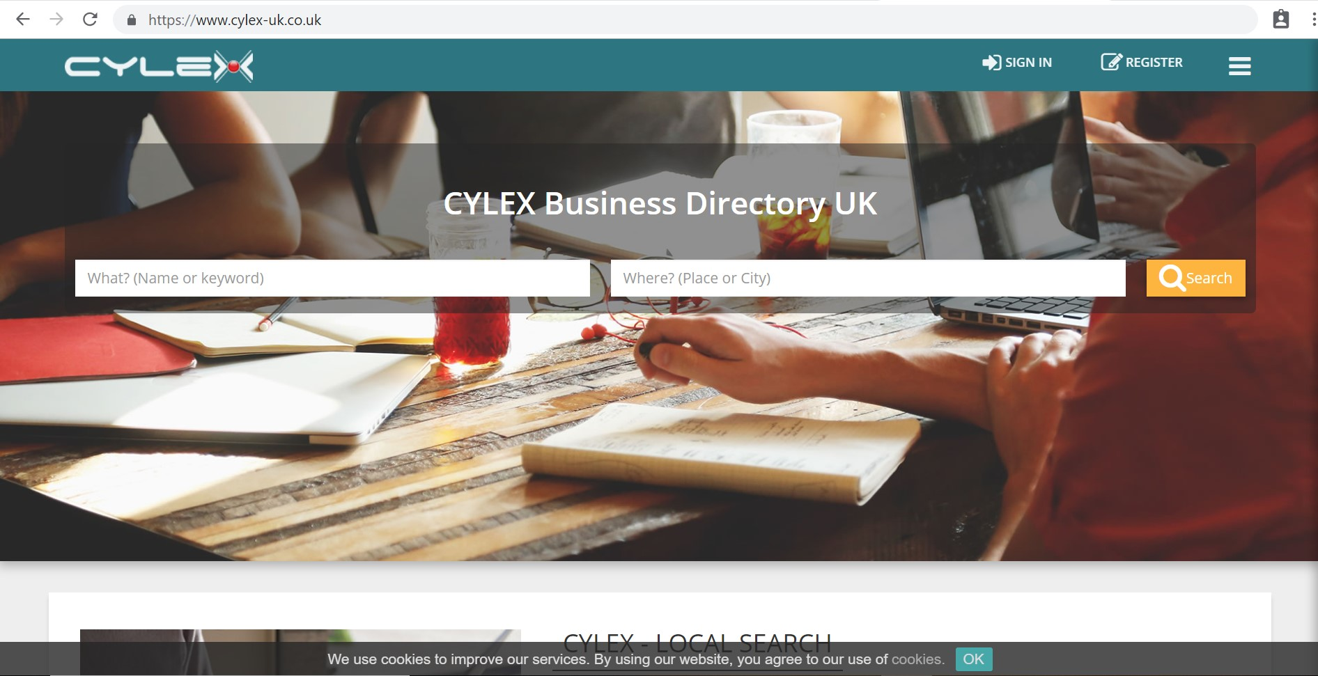 cylex directory