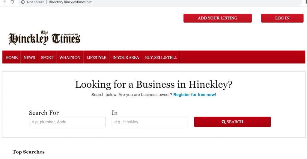 hinckley times