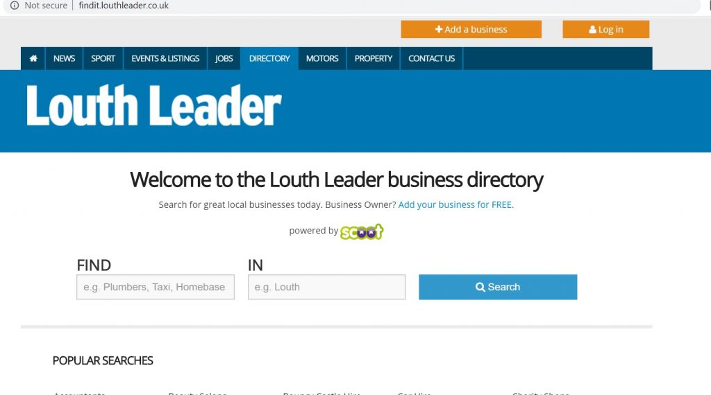 louth leader