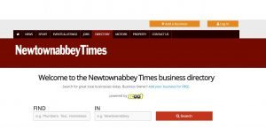 new town abbey times