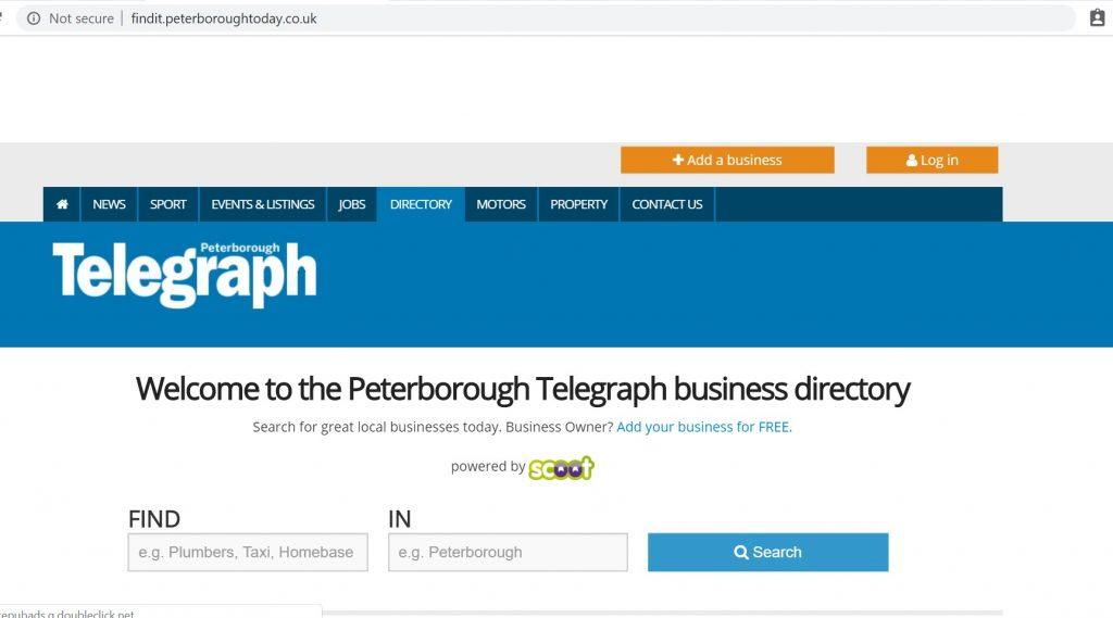 peterbourough telegraph