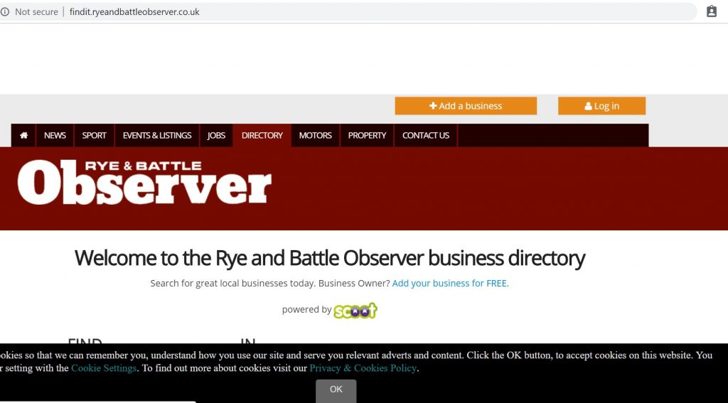 rye and battle observer