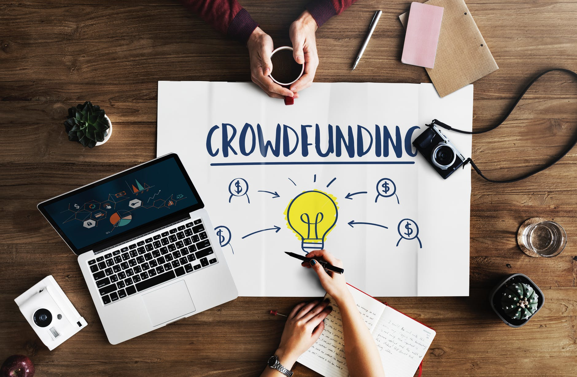 secure funding for new business