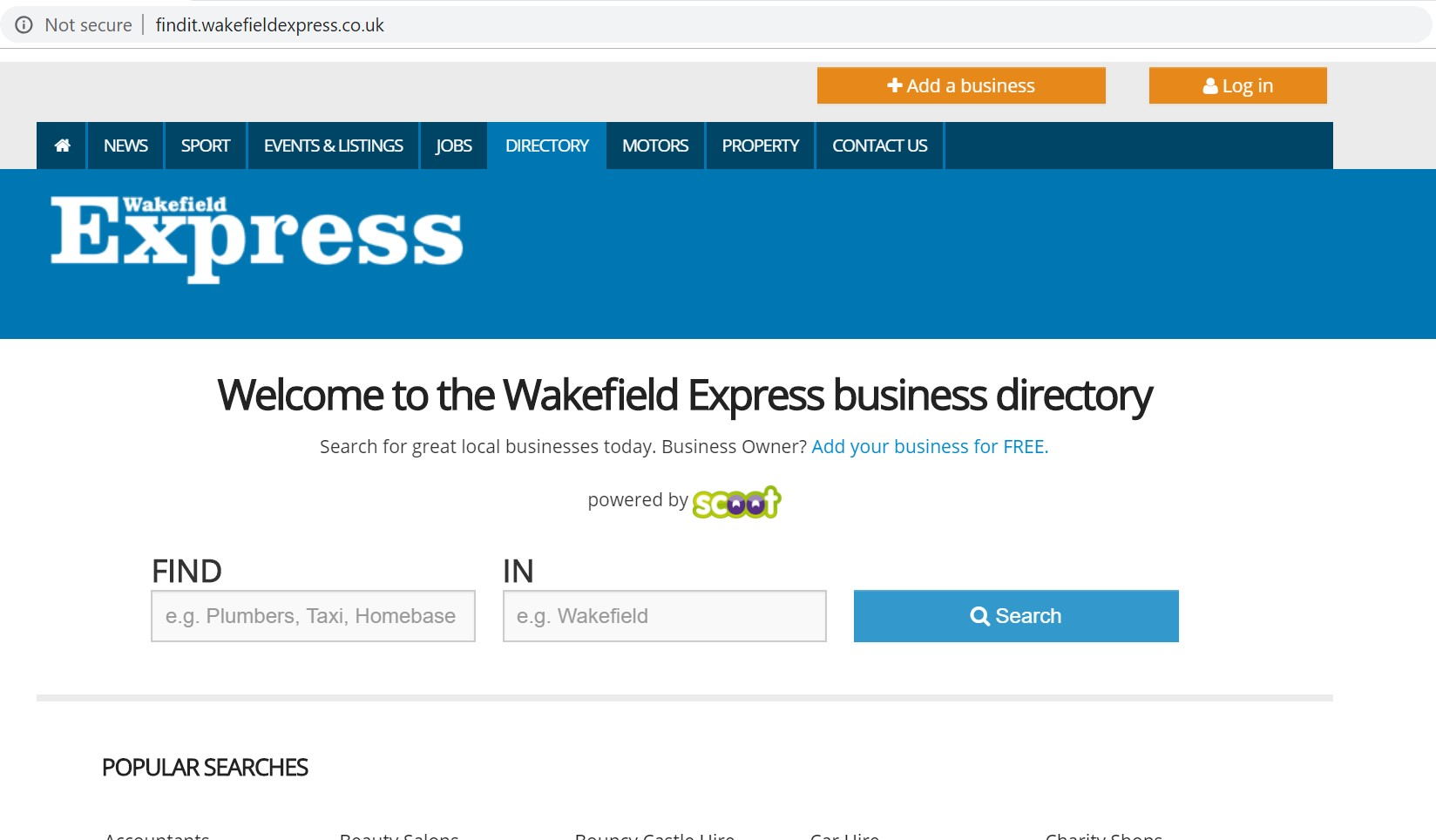 wakefield express