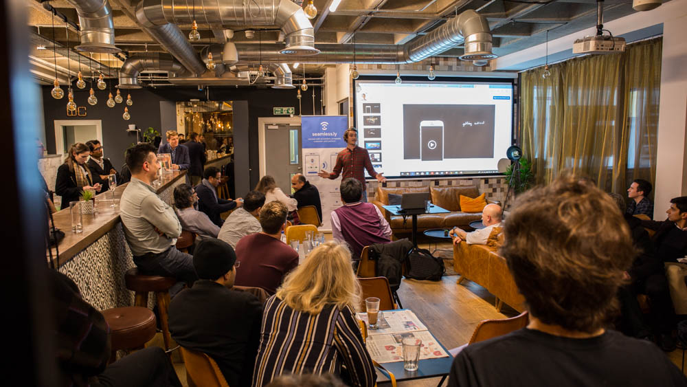2019 Tech Startups and Entrepreneurs Meetup in London