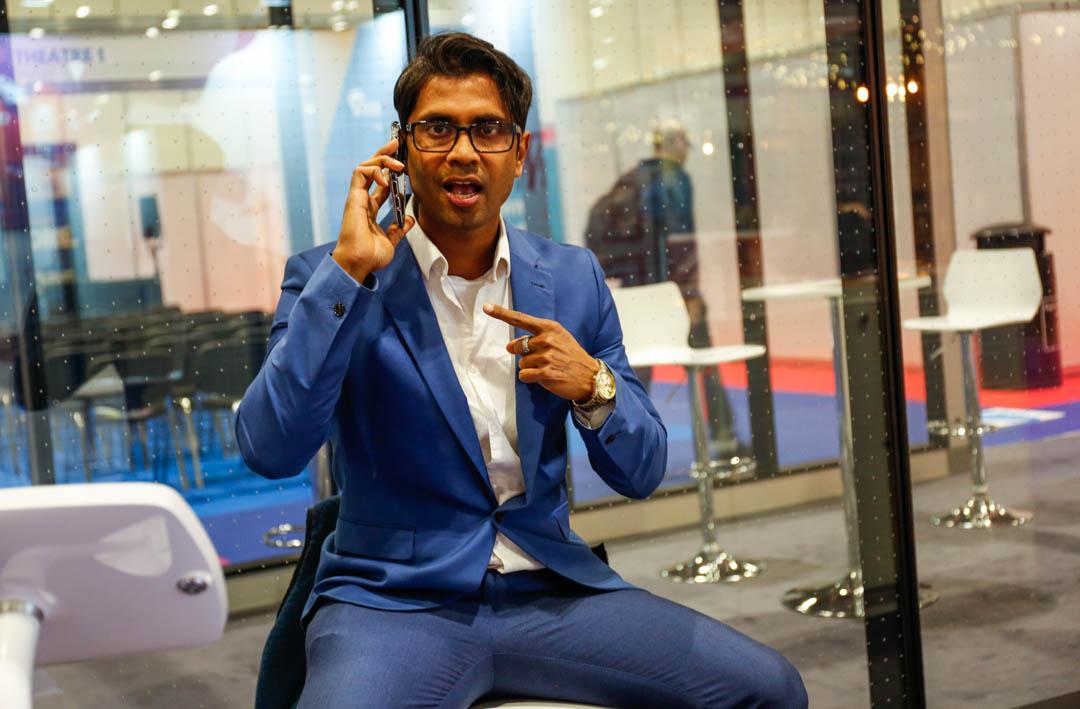 Fernando-at-the-B2B-Marketing-Expo-2019