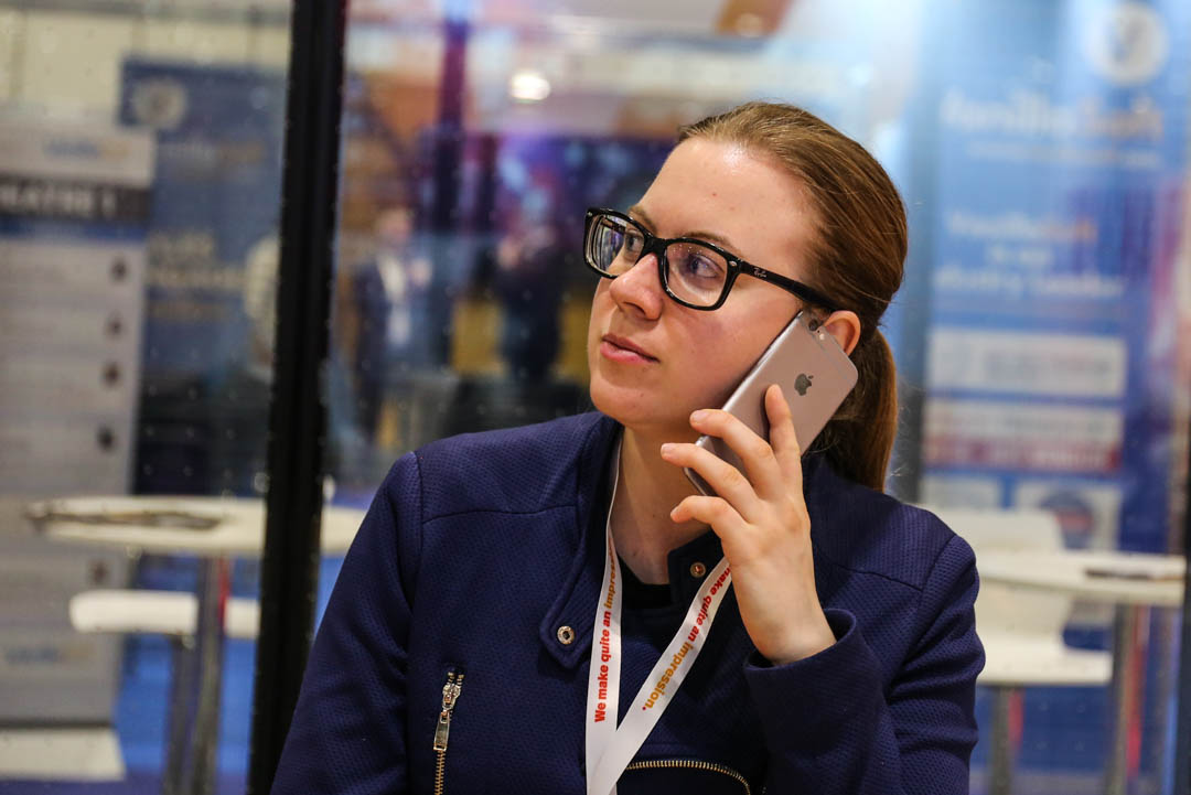 Nicole-Venglovicova-at-B2B-Marketing-Expo