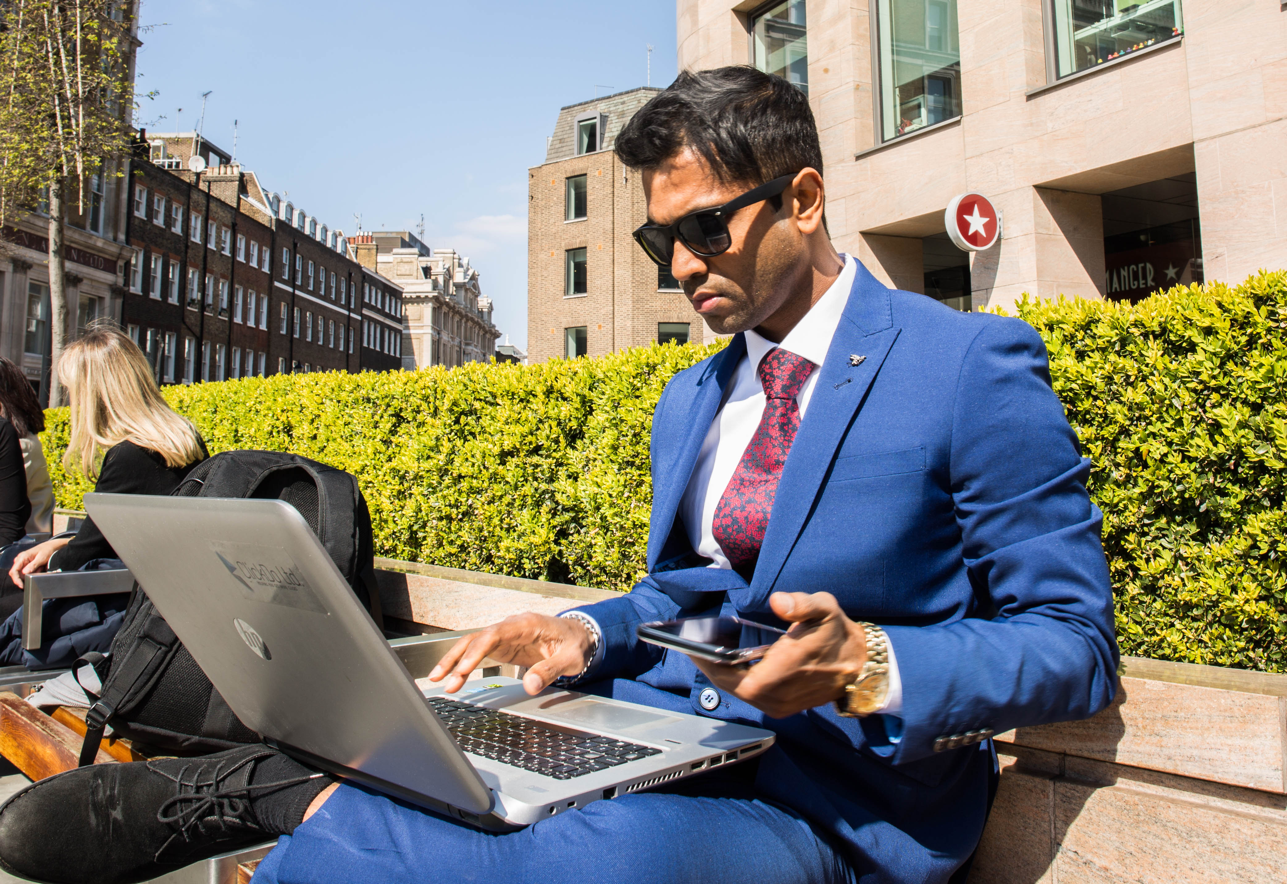 Fernando the London SEO Consultant working remotely doing SEO work online
