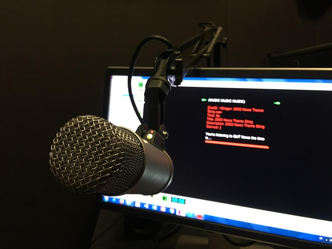 own radio station