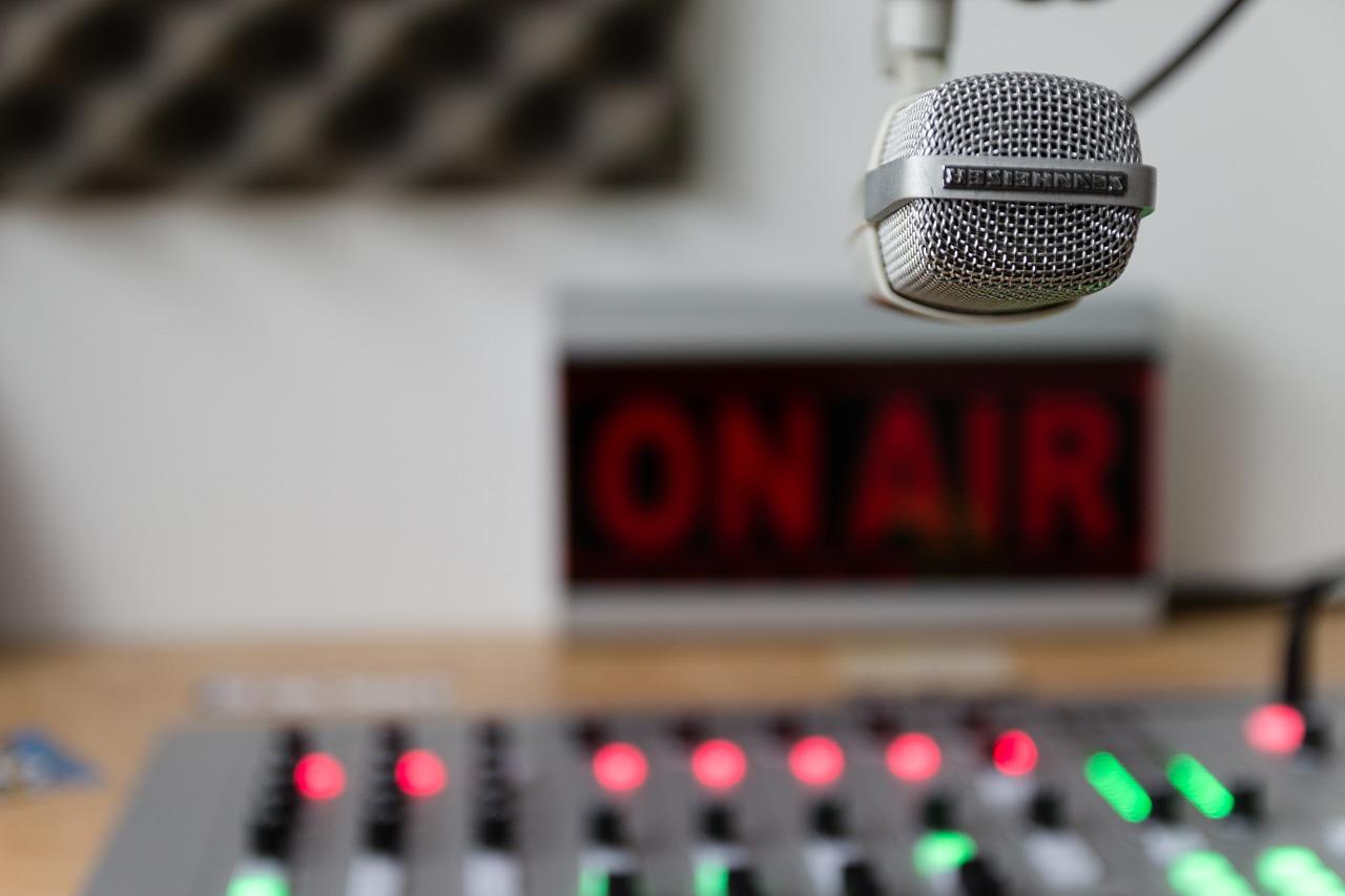 start your own radio station