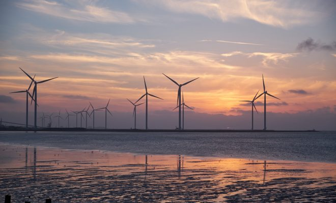 offshore wind turbines for worlds major cities