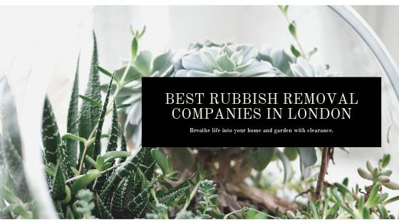 Rubbish Removal Companies