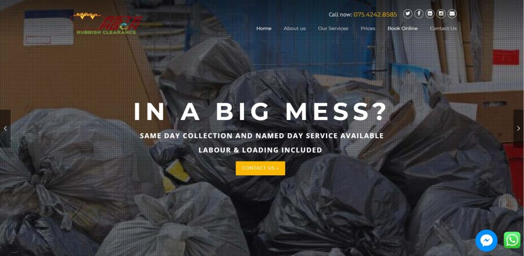 Waste Wagon Rubbish Clearance