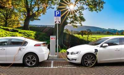 electric cars for business