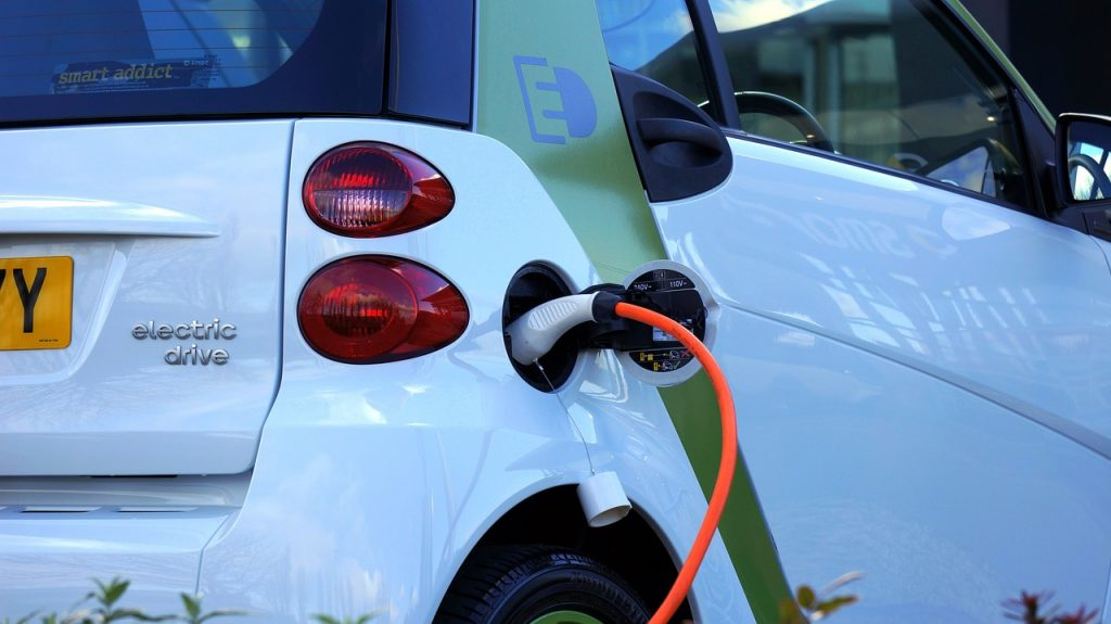future of electric cars in business