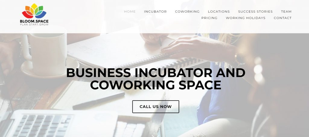 bloom space coworking