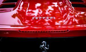 Ferrari-high-performance-car