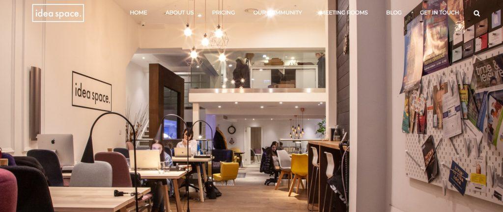 idea space london