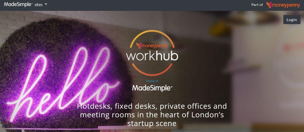 works hub coworking space