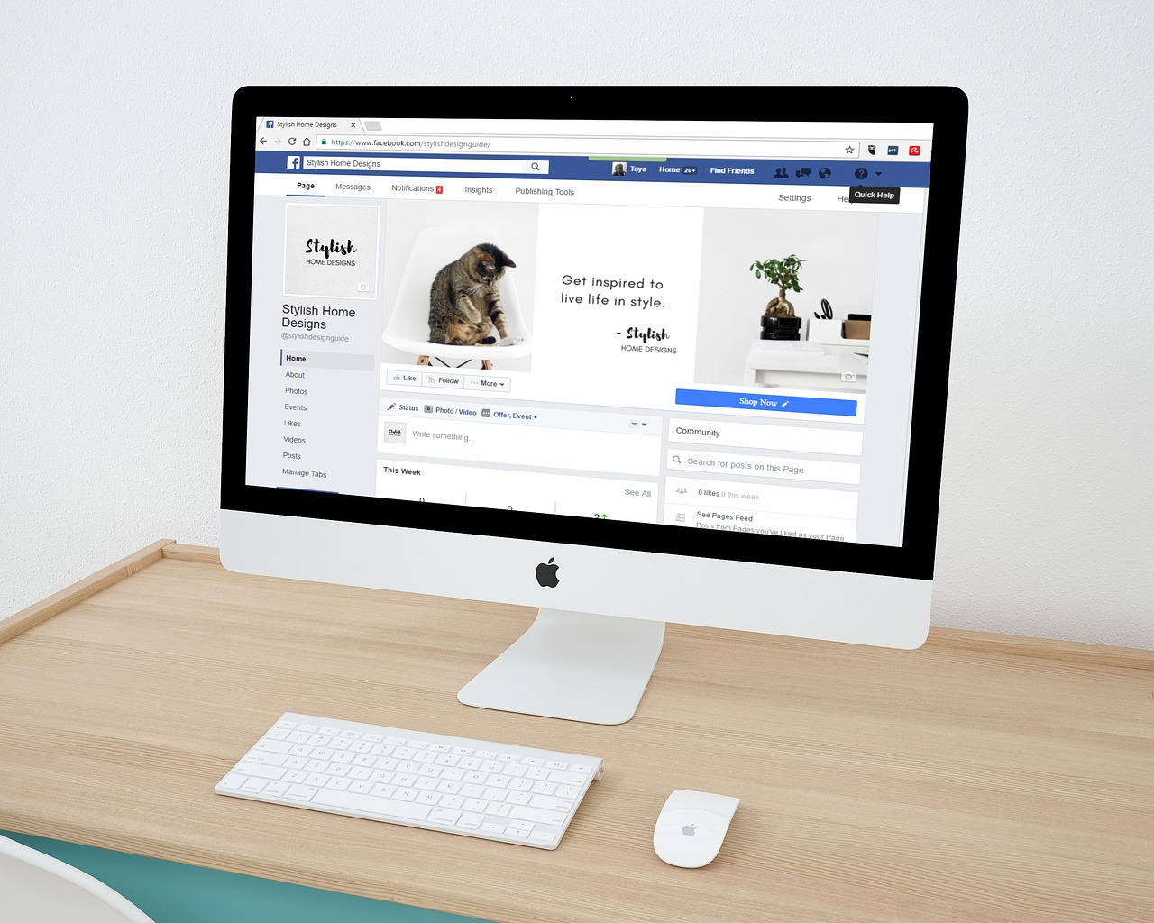 facebook remarketing for business