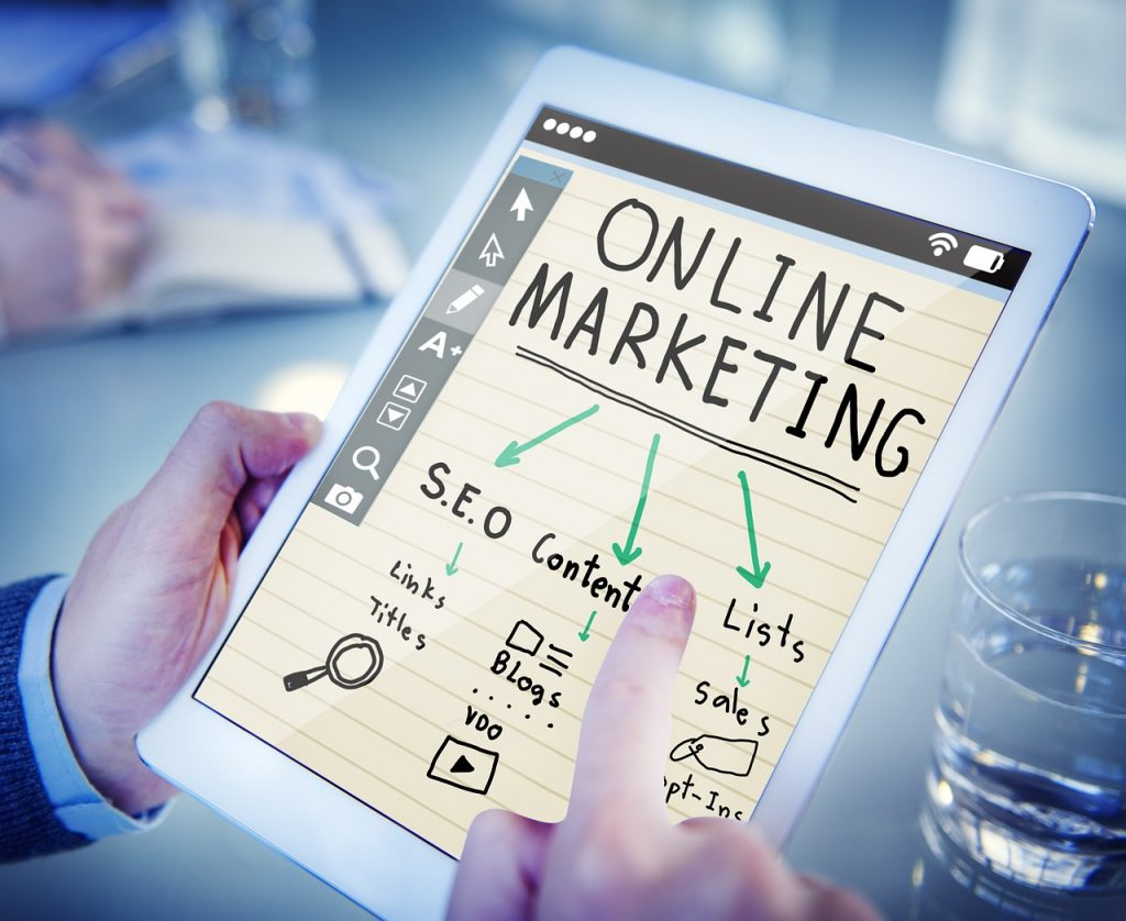 online marketing techniques