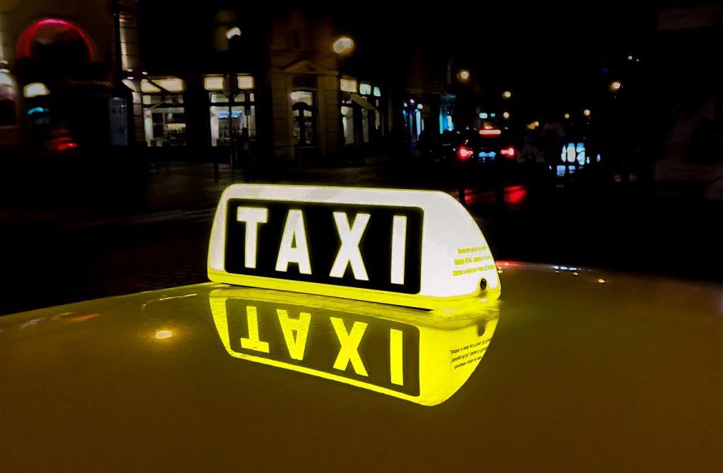 taxi driver profile