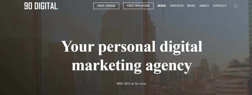 90 Digital Seo Agency
