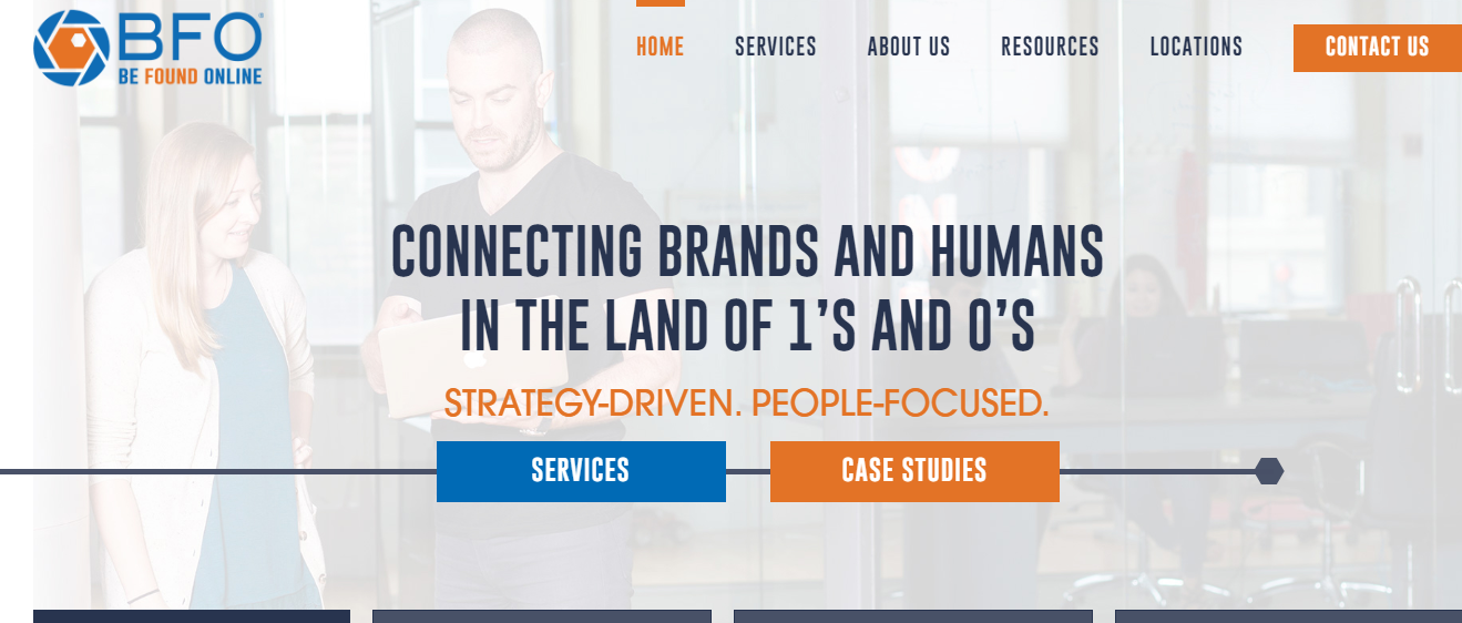 Be found online Seo agency