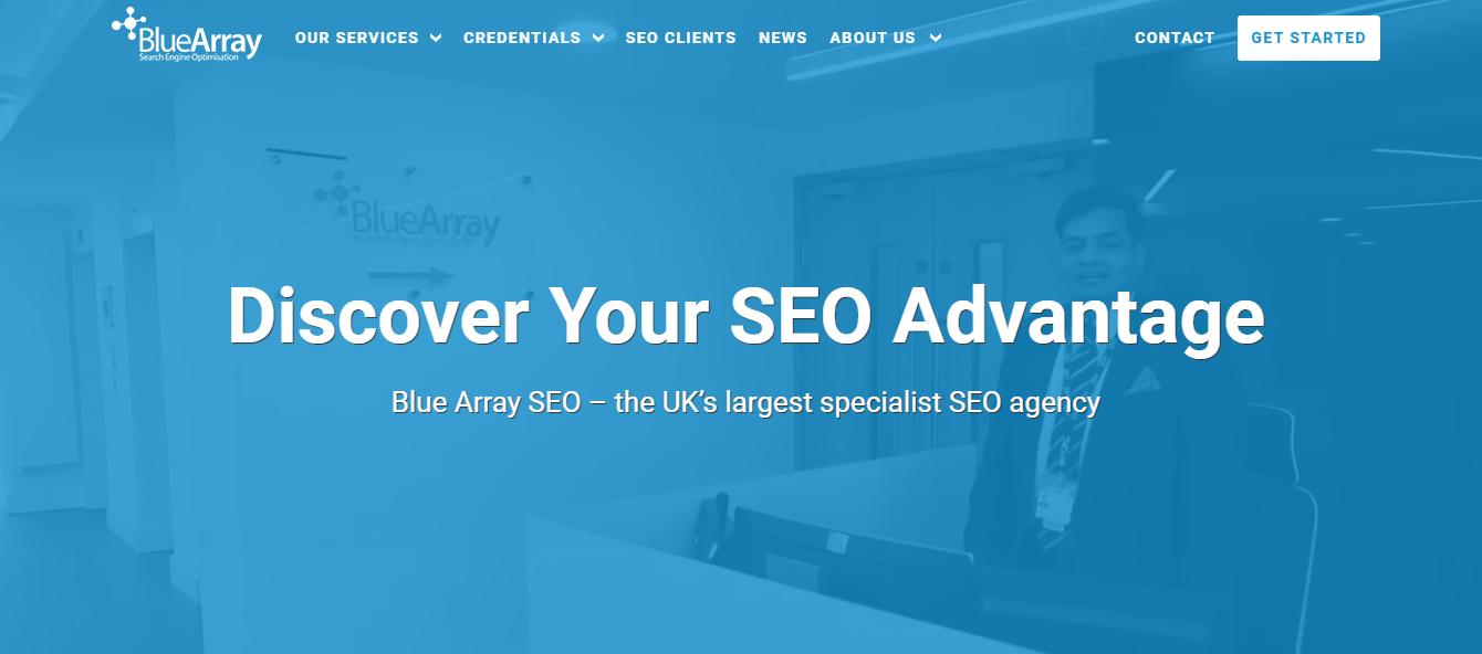 Blue Array Seo Agency