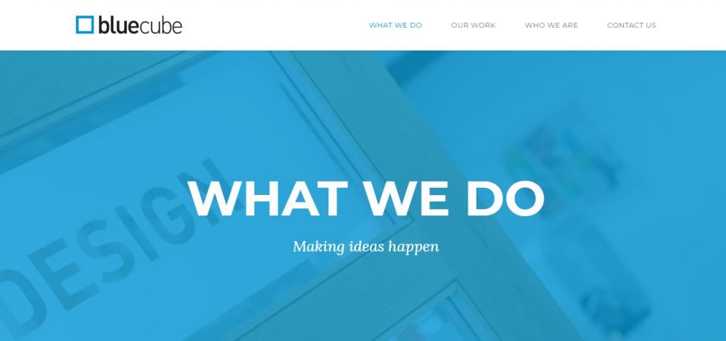 Blue cube Digital seo agency