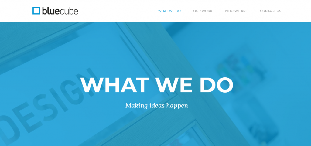 Blue cube Digital seo agency