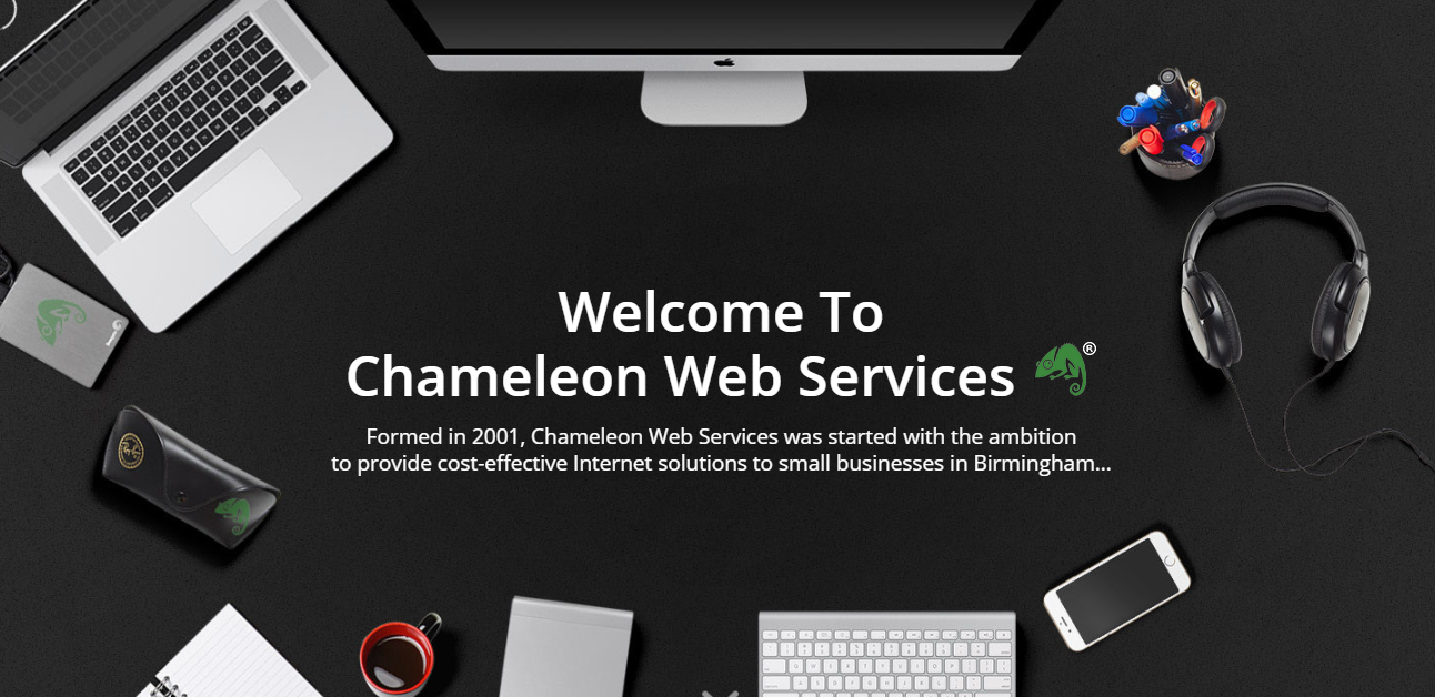 Chameleon Web Services Seo Agency