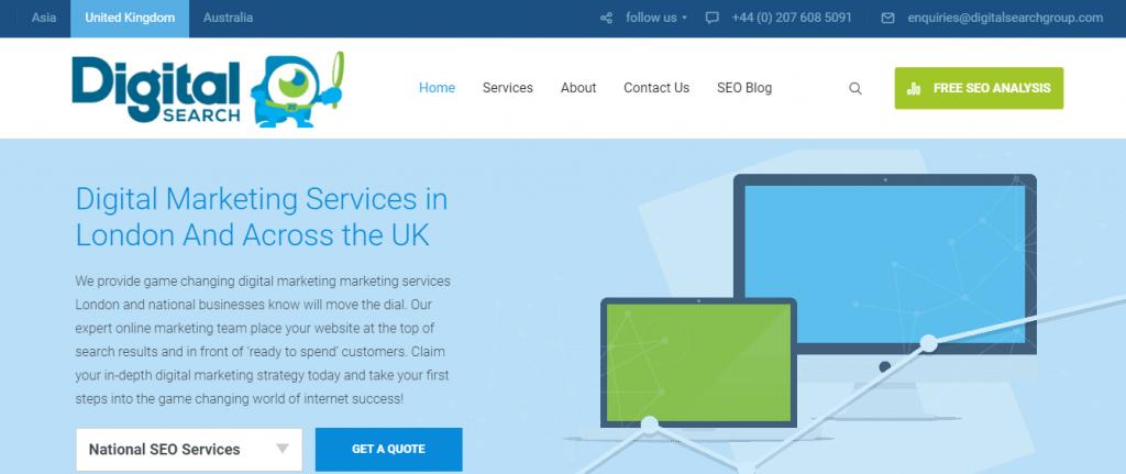 Digital Search Group seo agency