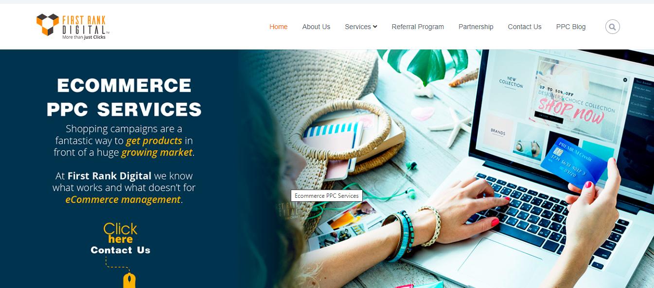First Rank Digital Seo Agency