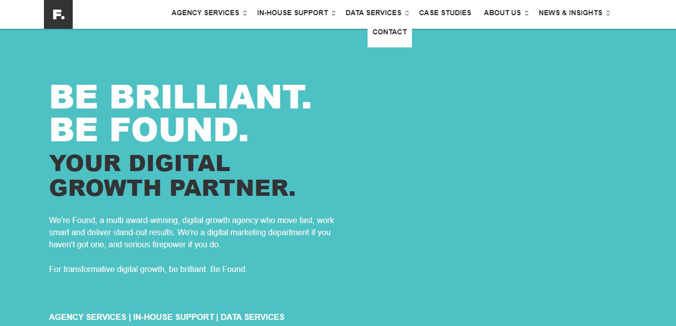 Found Digital Ltd seo agency