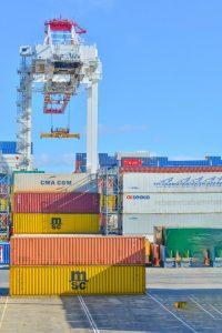 International Logistics for cargo